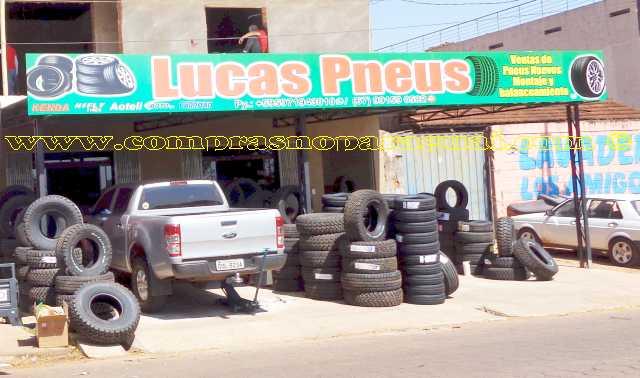 pneus pirelli em pedro juan caballero