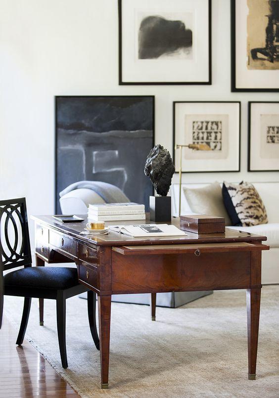 Las maderas nobles, distintivo de mobiliario de calidad