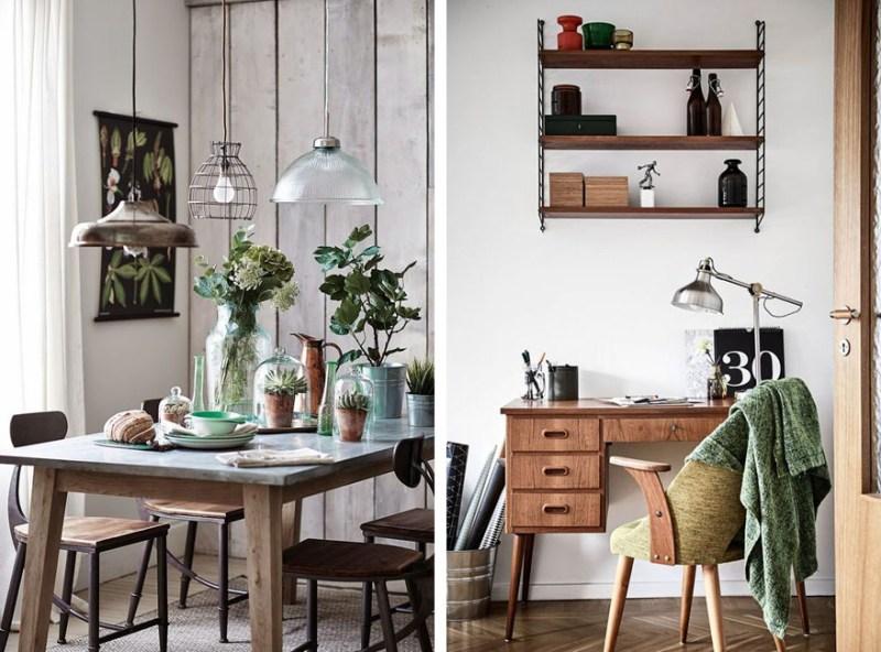 El encanto del mueble de estilo vintage mobiliario vintage for Muebles estilo vintage online
