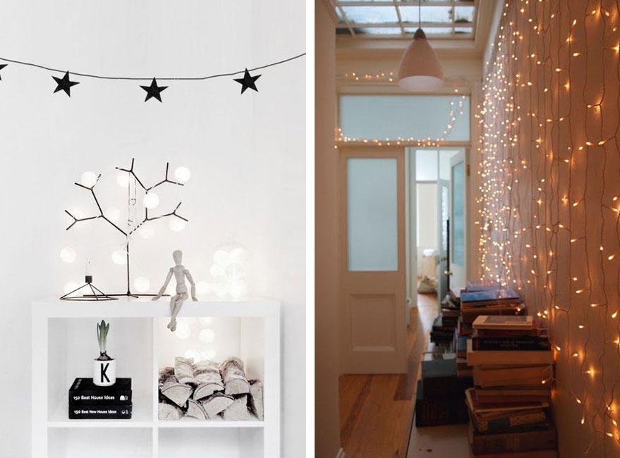 oficina en Navidad