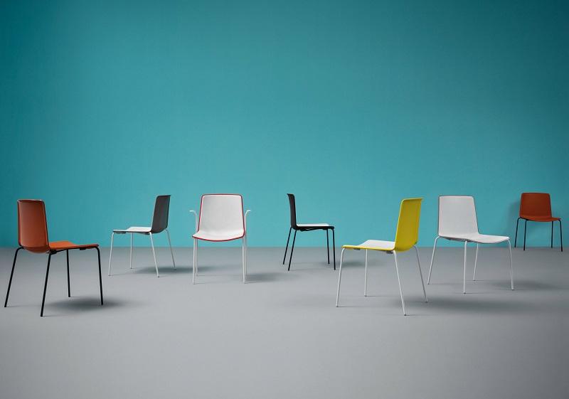 Top 5 de sillas pedrali puro dise o italiano las - Sillones de diseno italiano ...