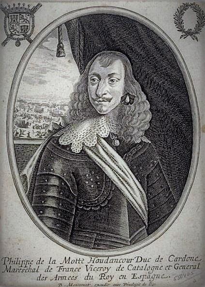 23 Felipe de la Motte