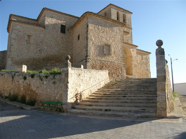 Iglesia La Almarcha