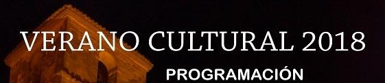 Veranos culturales 2018