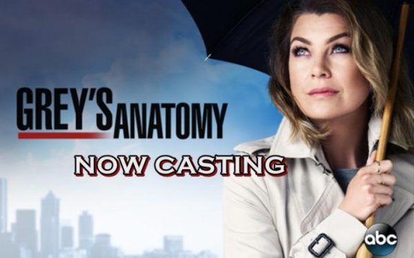 ABC TV Show Grey's Anatomy Seeking Babies Auditions for 2018