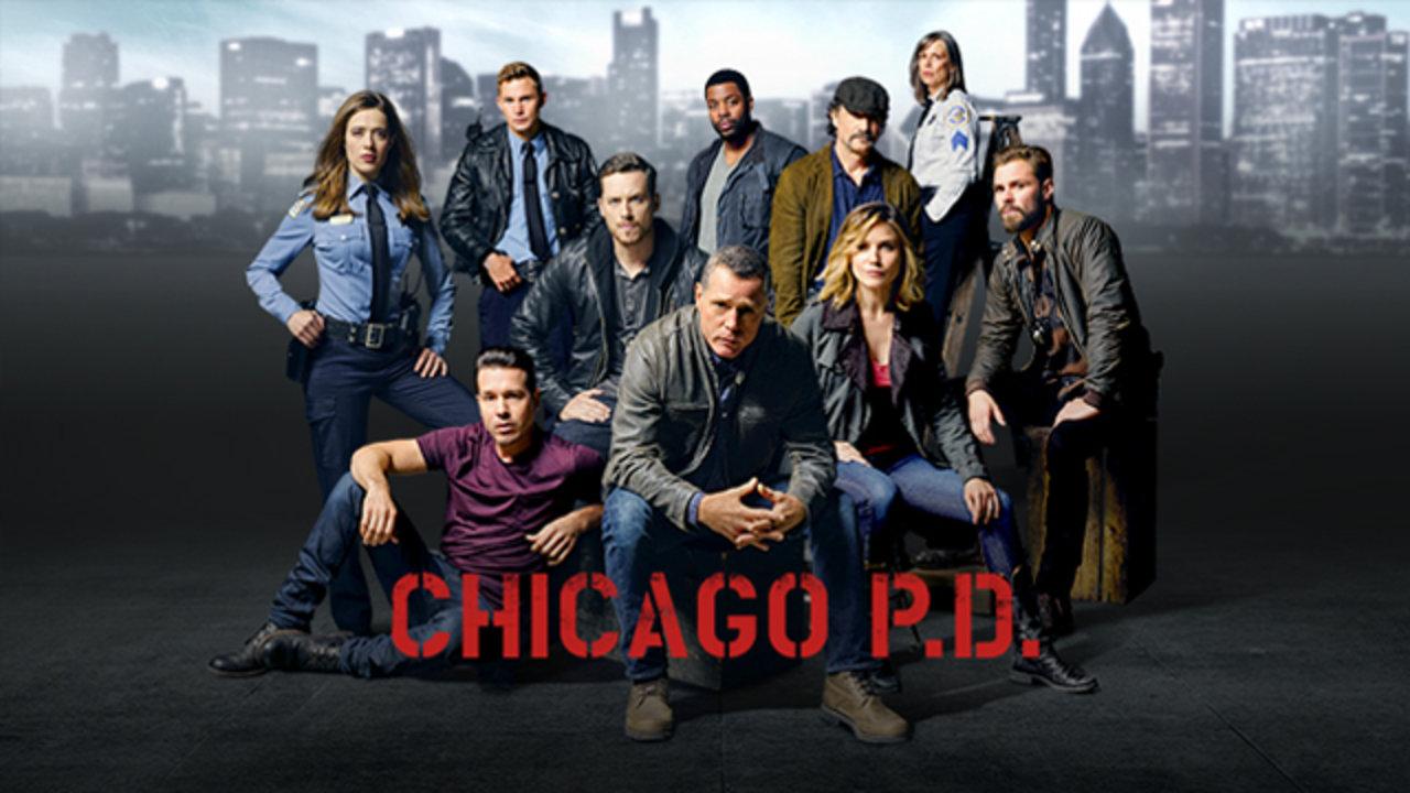 Chicago P.D. Staffel 5