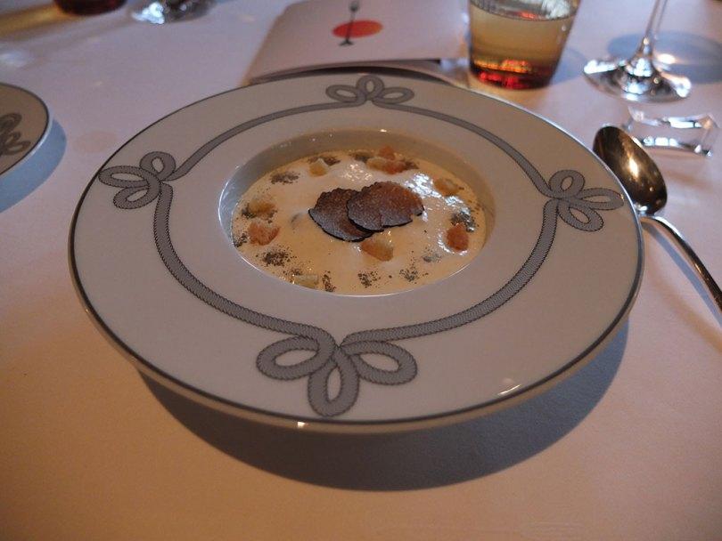 La Fourchette des Ducs à Obernai - novembre 2014