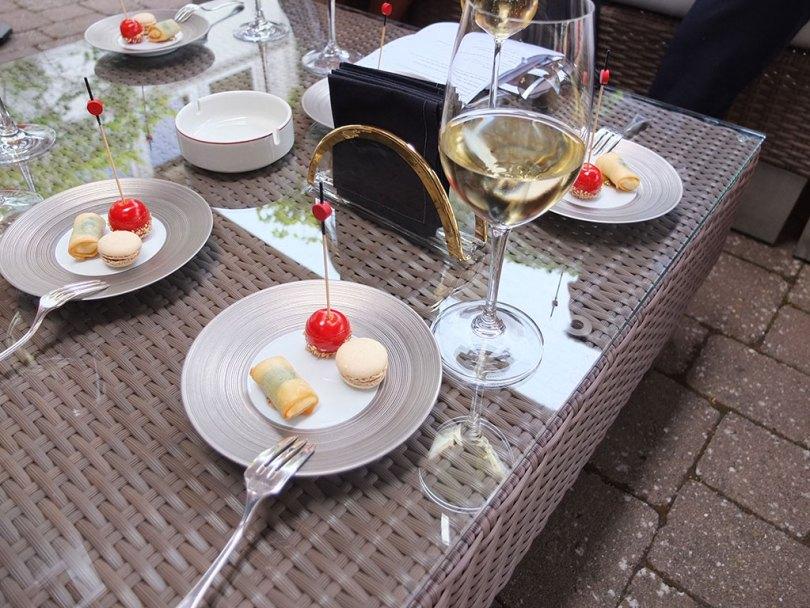 La Fourchette des Ducs à Obernai - juillet 2015