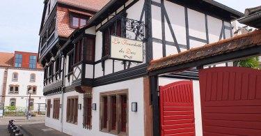 La Fourchette des Ducs à Obernai - restaurant gastronomique