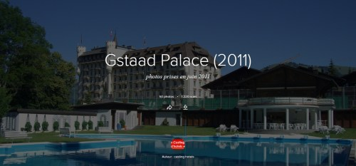 galerie flickr gstaad palace