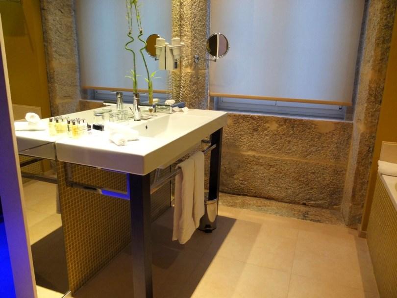 Salle de bain Pousada do Porto - Palácio do Freixo