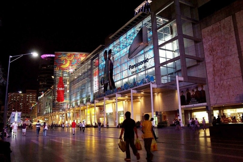 centralworld bangkok shopping center