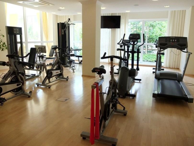 Loewen Schruns - fitness