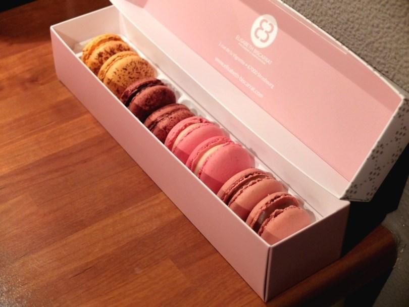 elisabeth biscarrat - macarons & inspirations - macarons