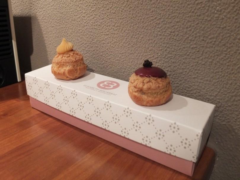 elisabeth biscarrat - macarons & inspirations - choux