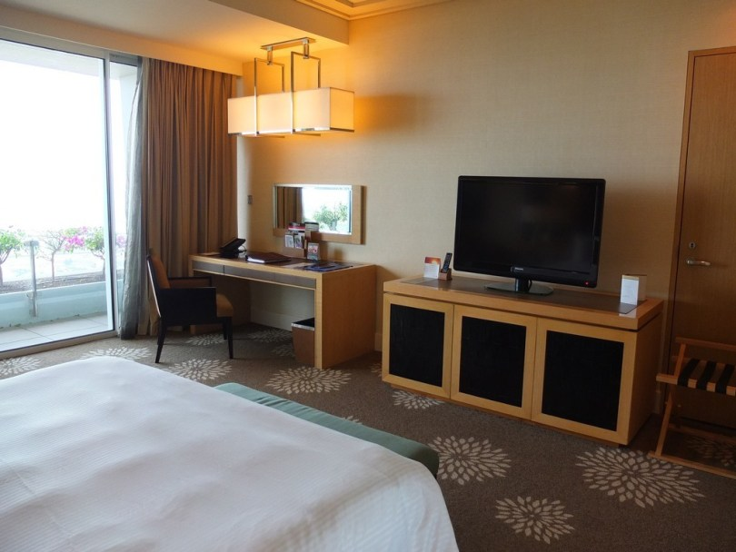 Marina Bay Sands Singapour - chambre
