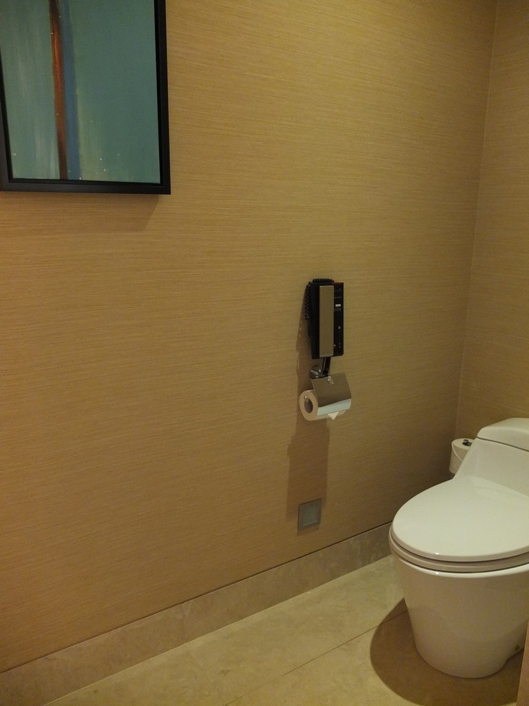 Marina Bay Sands Singapour - salle de bain