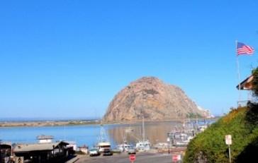 Morro Bay - Morro Rock