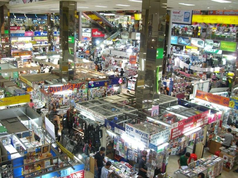 pantip plazza bangkok shopping center