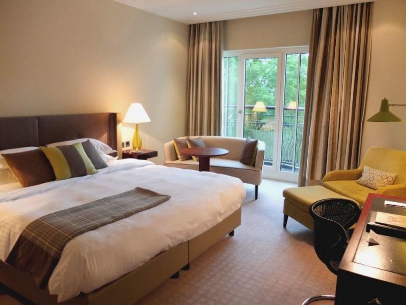 Rocco Forte Charles hotel - chambre