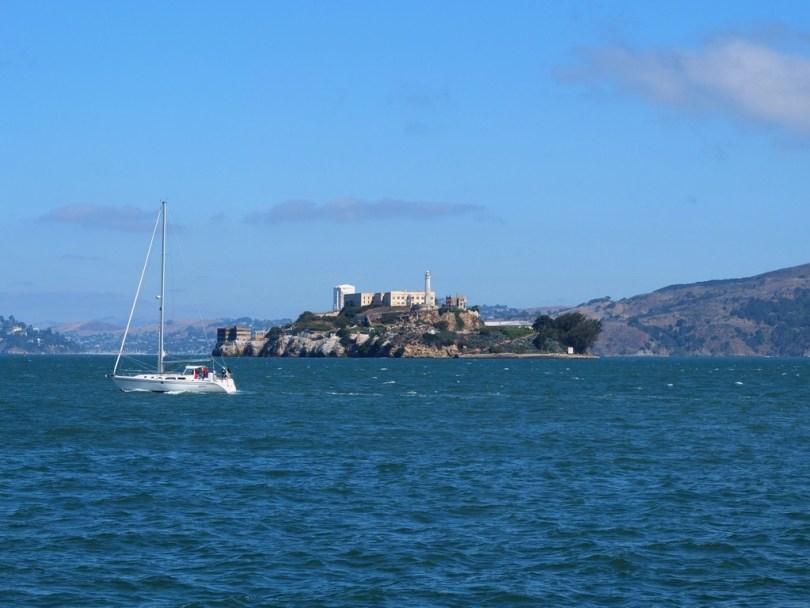 USA San Francisco bay - Alcatraz