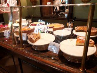 Hotel Bareiss Schwarzwald - gouter pâtisseries maisons