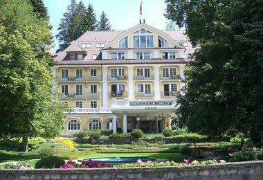 Hotel Bellevue Gstaad