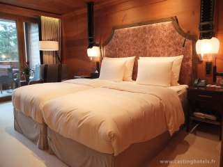 Chambre - The Alpina Gstaad