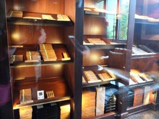 Fumoir / salle fumeur - The Alpina Gstaad