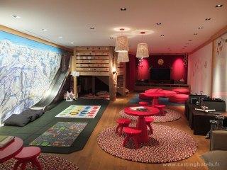 Salle de jeux enfants - The Alpina Gstaad