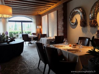 Restaurant Sommet - The Alpina Gstaad