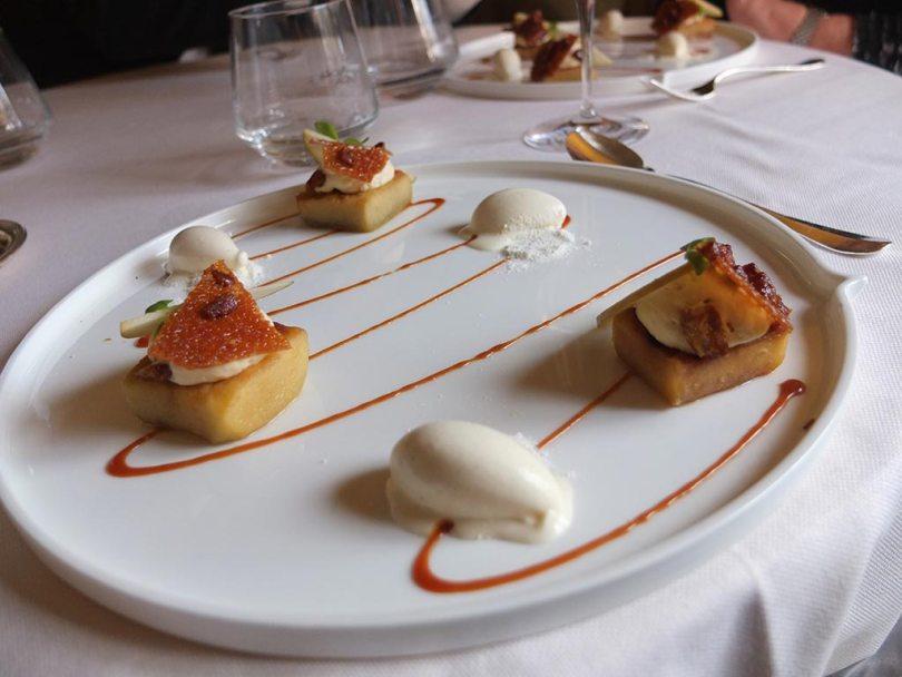 Auberge st Laurent Sierentz - dessert