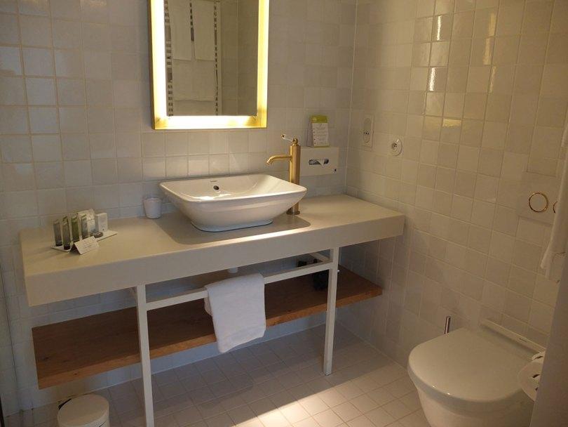 Hotel Les Haras Strasbourg - salle de bain