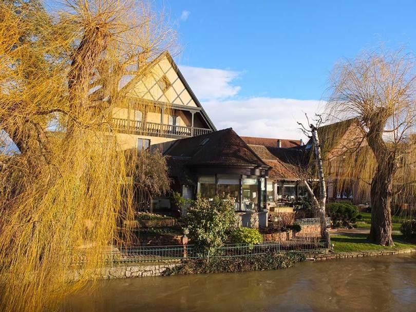Restaurant Auberge de l'Ill à Illhaeusern 2018