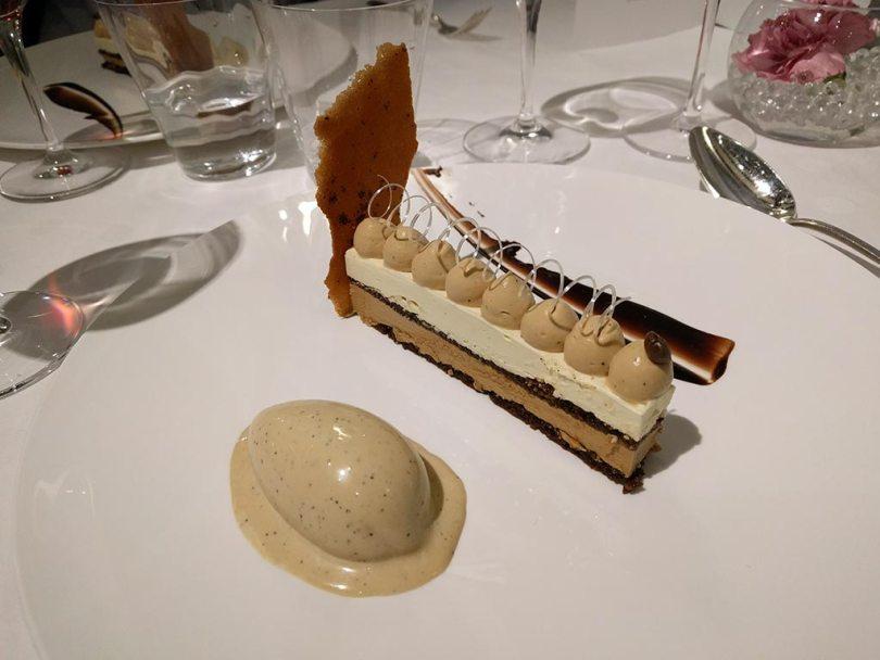 Restaurant Koehler auberge du cheval blanc à Westhalten - dessert