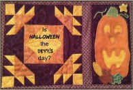 Is Halloween the devil's day?