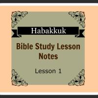 Habakkuk 1:1-5