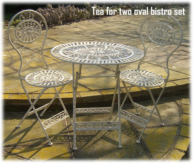 Small Patio Table And 4 Chairs