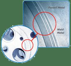 Cast Iron Welding Process Utilising Gas Fusion on Parent Metal