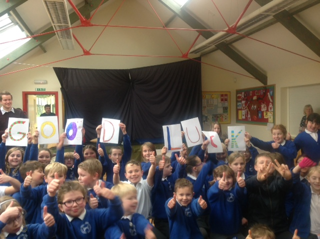 Blast Off For Inspiration Castle Carrock Primary School