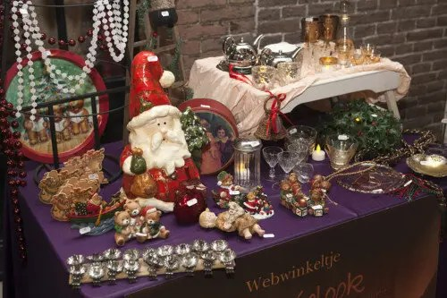 Castle Christmas Fair 2015 te Heemskerk