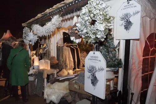 Castle Christmas Fair 2015 te Heemskerk