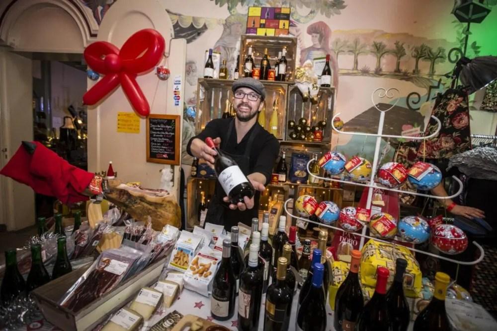 Kerstmarkt Castle Christmas Fair op Slot Assumburg