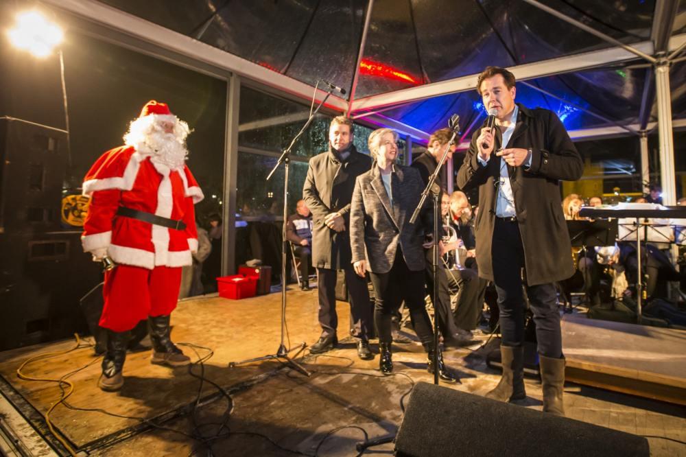 Paul Zonneveld Castle Christmas Fair te Heemskerk