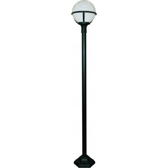 glenbeigh post glenbeigh single light outdoor lamp post for coastal areas