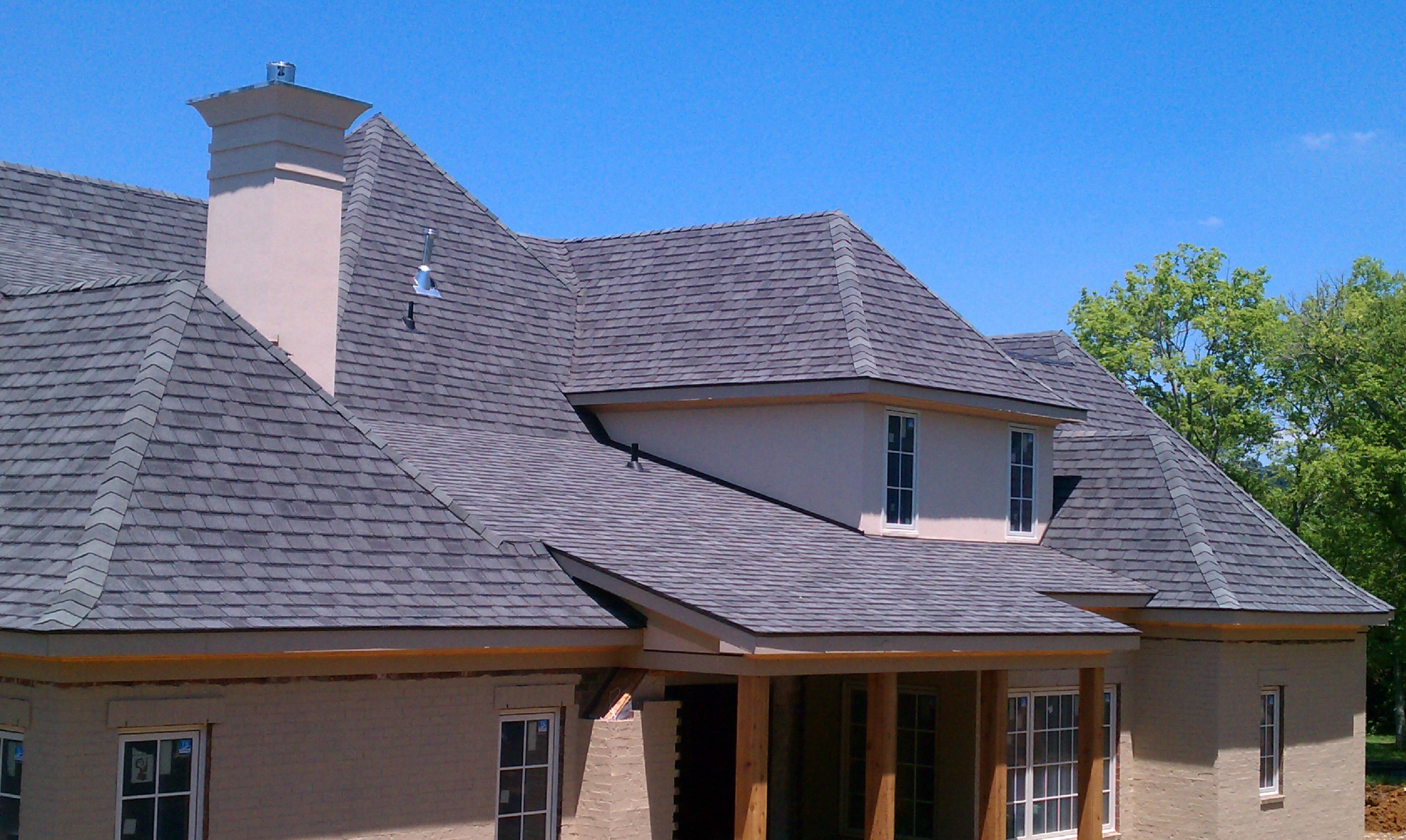 Superb Roof Recognizing Castle Quality In The Southern