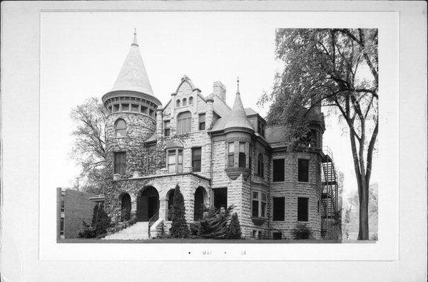 History of Castle La Crosse - Historical Photo - Holway House