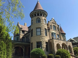 Summer is here at Castle La Crosse Bed and Breakfast, Wisconsin's Premiere Bed and Breakfast Destination