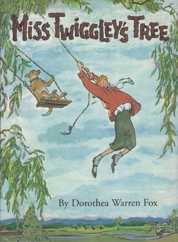 Miss Twiggley's Tree - Billy's Favorite Book at Castle La Crosse B&B