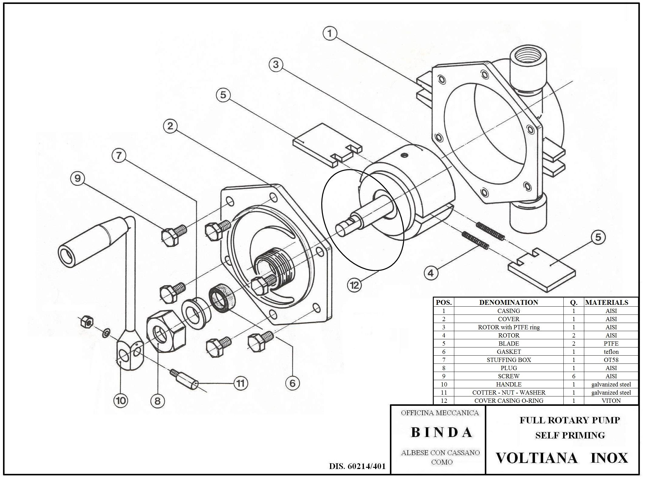 Rotary Lift Parts Diagram